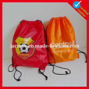 Wholesale Custom Drawstring Nylon Bag pictures & photos