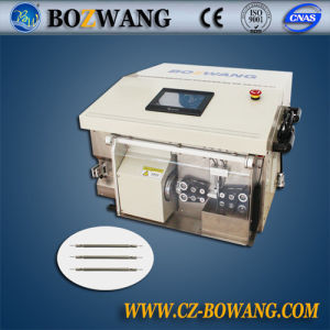 Full Automatic Coaxial Cable Stripping Machine with Small Cable pictures & photos