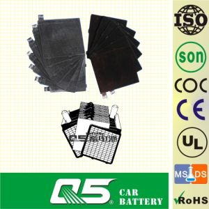 Battery Plate for Dry Charge Car Battery, Lead-Acid Battery, Lead Battery Cell, Positive and Negative, Dry Plate pictures & photos