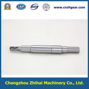 Gear Shaft for Gear Box pictures & photos