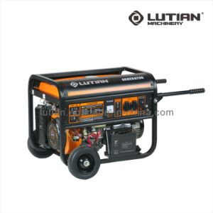 Newest Big Engine Single Cylinder 3.2-6.0kw Gasoline Generator pictures & photos