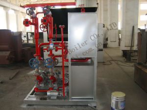 Thermal Oil Boiler with Electric Hot pictures & photos