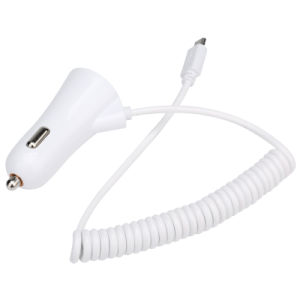 Newest Mobile Phone USB Car Charger with Micro Cable pictures & photos