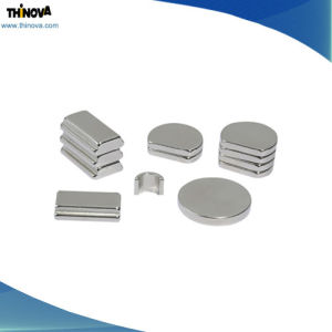Various Shapes NdFeB Magnets 10X1.5mm for Servo Motor/Brushless DC Motor/Linear Motor/Stepper Motor pictures & photos