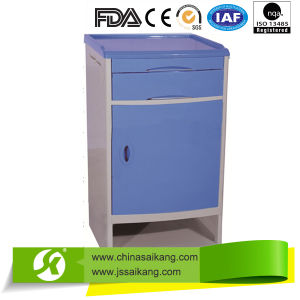Cheap Hospital Cabinet with Towel Holder on Both Side pictures & photos