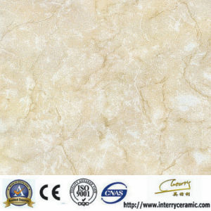 600X600 Cheap Polished Porcelain Tile Soluble Salt (I6413)