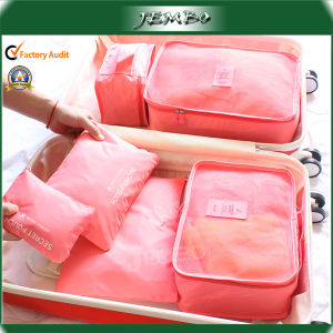 Hot Sell Newly Fashion Organizer Travel Bag Set pictures & photos
