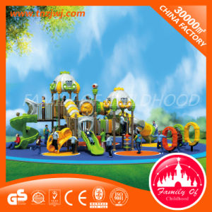 Environmental Friendly Children Outdoor Playground Plastic Slide pictures & photos