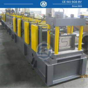 Z Purlin Metal Cold Roll Forming Machine pictures & photos