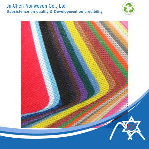 Customized Colorful PP Spunbond Nonwoven Fabric pictures & photos