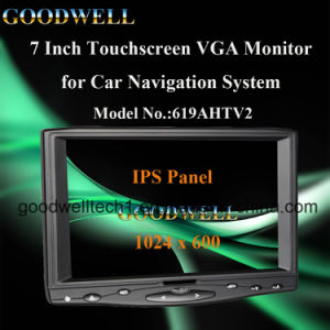 1024X600 IPS Panel 7 Inch Monitor pictures & photos