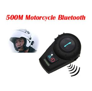 Professional Motorcycle Motorbike Sports Mobile Phone Bluetooth Helmet Headset 500m Ski Helmet Bluetooth Headset Bt802 pictures & photos