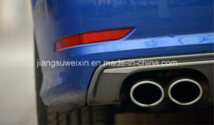 Car S3 (4D) 2014-up Rear Front Lip Bumper Spoiler pictures & photos