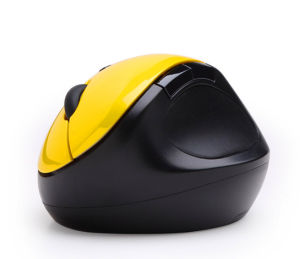 Stand Upright Small Wireless Mouse for Notebook Desktop pictures & photos