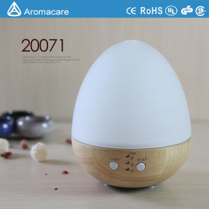 Wood Base Glass Cover Cool Mist Maker (20071) pictures & photos