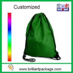 Cheap Drawstring Shoe Bag Drawstring Backpack Sports Bag pictures & photos