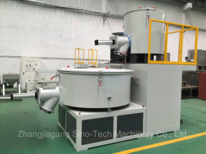 PVC Mixing System for PVC Resin Compounding pictures & photos