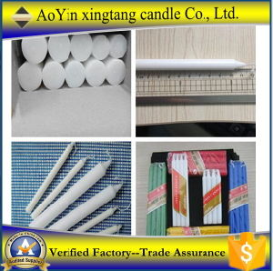 Daily Light Candle Wax Candle Household Candle Votive Candle pictures & photos