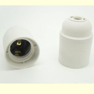 Black Plastic Bakelite Lamp Sockets for E27 Pendant Lamp and Blubs pictures & photos