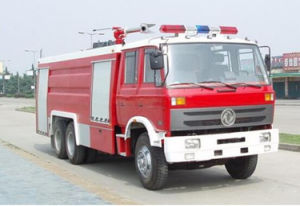 Dongfeng EQ5208 6X4 Fire Fighting Truck pictures & photos