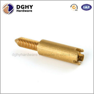 Precision OEM Manufacturing CNC Machining Brass Parts Made in China