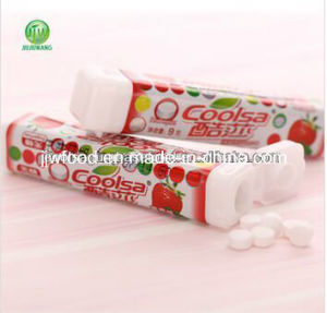 Tube Shaped Packing Sugar Free Press Candy pictures & photos