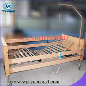 Five Function Electric Nursing Home Care Bed pictures & photos