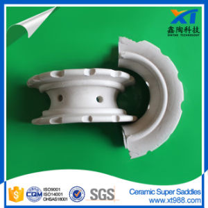 Ceramic Super Intalox Saddle Ring for Drying Tower pictures & photos