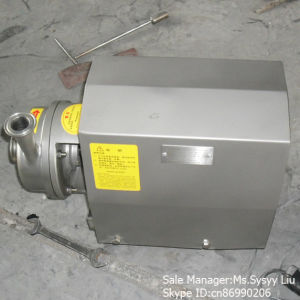 10 Ton 2.2kw Ss304 Stainless Steel Sanitary Centrifugal Pumps pictures & photos