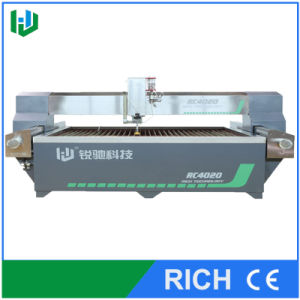 CNC Water Jet Cutting Machine for Marble pictures & photos
