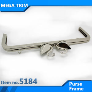 Absorbing Modern Purse Frame with Two Swans for Lock Nice Package pictures & photos