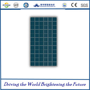 Crystalline Silicon Solar Modules with 72 Pieces