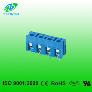 PCB Screw Terminal Block with 7.5mm Pitch Euro Connector