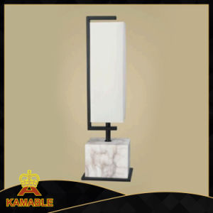 Marble Modern Bedside Home Desk Table Lamp (KAT6105) pictures & photos