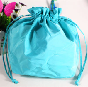 Promotional Drawstring Bag pictures & photos