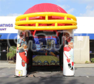 New! Inflatable Football Challenge Game, Inflatable Sports Game for Adults and Kids CS002 pictures & photos