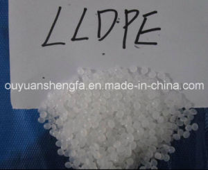 Virgin & Recycle Plastic Granules LLDPE pictures & photos
