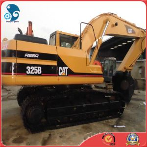 Used Caterpillar Crawler Hydraulic Excavator with Well-Maintenance (325B, 132HP) pictures & photos
