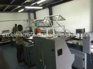 Automatic Case Making Machine for Special Case pictures & photos