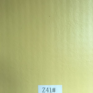 Synthetic Leather (Z41#) for Furniture/ Handbag/ Decoration/ Car Seat etc pictures & photos