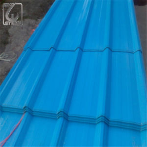 900mm After Corrugated Width PPGI Roofing Steel Sheet pictures & photos