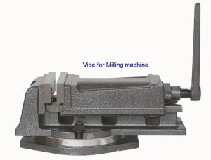 Machine Vice for Milling Machine Qh Series