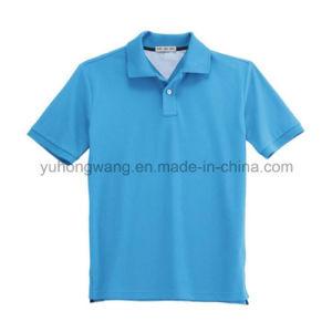 Wholesale Cotton Men′s Printed T-Shirt, Polo Shirt pictures & photos