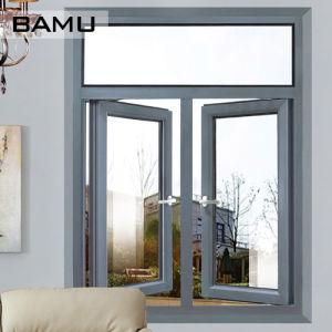 Double Glazed Aluminum Casement Window