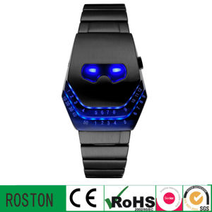 Fashion Snake Eyes LED Watch pictures & photos