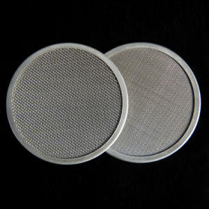 Two Layers 304 316 Stainless Steel Filter Wire Mesh Packs pictures & photos
