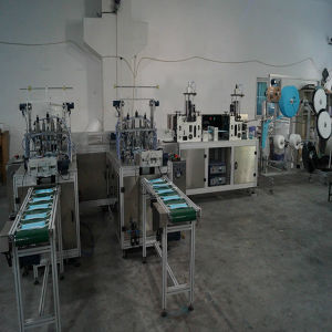 Non Woven Medical|Surgical Face Mask Making Machine pictures & photos