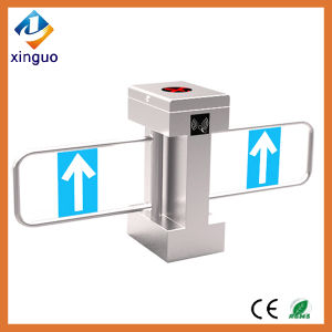 Hot Sale Stainless Steel Swing Turnstile Barrier for Swimming Pool pictures & photos