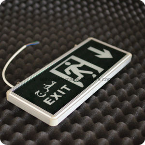 Best Price LED Emergency Exit Light/Arabic Letter Exit Light pictures & photos