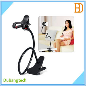 Flexible Long Neck Mobile Phone Holder with 360-Degree Rotation